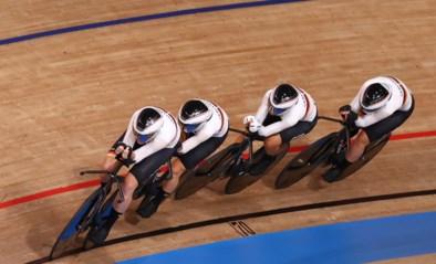 Wat een snelheid! Duitse vrouwen fietsen wereldrecord ploegenachtervolging aan flarden op Olympische Spelen