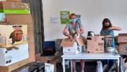 Solidariteitsactie voor Rochefort overweldigend succes: honderden elektrotoestellen op transport