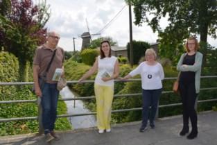 Ontdek een van oudste kanalen van Gent met nieuwe fiets- en wandelroute