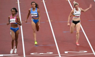 Imke Vervaet geraakt niet voorbij halve finales 200m, ook Dafne Schippers uitgeschakeld