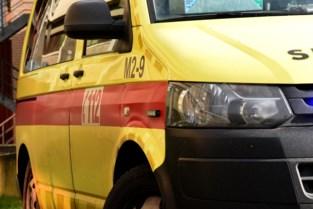 Vrouw verliest been bij aanrijding met bus