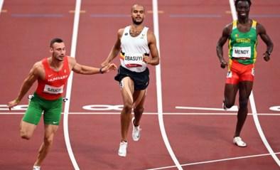 """Michael Obasuyi strandt in reeksen 110m horden: """"Ik liep geen goeie race"""""""