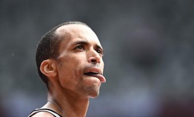 Ijzersterke Ismaël Debjani wint zijn reeks en plaatst zich met gemak voor halve finales 1500m