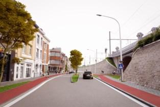 'Slechtste fietspad van Gent' bijna geschiedenis. Drukke brug tijdelijk afgesloten door werken
