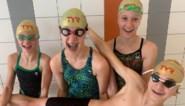 Elina behaalt vijf medailles op zomercriterium
