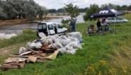 Deze week nog twee opruimacties langs de Maas