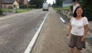 Weg en fietspaden tussen Lummen en Hasselt in het nieuw tegen eind augustus