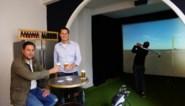 "Oud-profvoetballer Frank Boeckx start samen met vrienden golfclub boven Gents café: ""Achttien holes in twee uurtjes"""