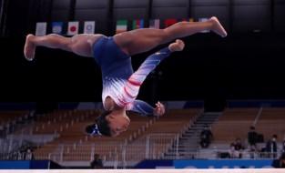OS LIVE. Simone Biles sluit Spelen af aan de balk, wereldrecord voor Ganna