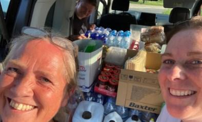 """Daarom gaat dit schoolteam helpen bij door watersnood getroffen collega's: """"Scholen willen opstarten in september, maar zijn echt alles kwijt"""""""