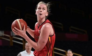 """Emma Meesseman, de strafste basketbalster op de Olympische Spelen: """"Dat is leuk, maar daar winnen we dus niets mee"""""""