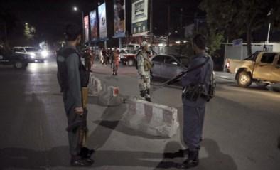 """Vier doden en twintig gewonden bij aanslag in Kaboel: """"Alle daders zijn dood"""""""