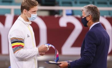 """BOIC-preses Beckers: """"Zou Red Lions graag medaille met andere kleur dan zilver uitreiken"""""""