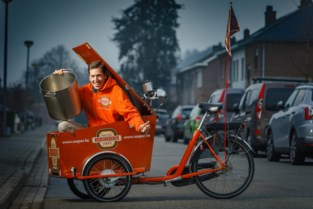 52 Mechelse ondernemers rijden rond met bakfiets