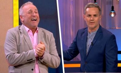 """Gordon plaagt Peter Van de Veire: """"Nooit verwacht dat ik zo diep ging zakken"""""""