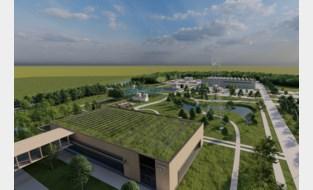 Fluvius breekt beton op Mechelse site weg om in te richten als park