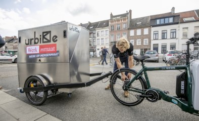 Werkmmaat start met permanente fietskoerierdienst voor Lierse handelaars