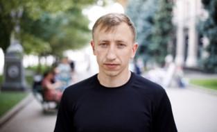 Hij hing aan een boom in Kiev, maar niemand gelooft dat het zelfmoord was