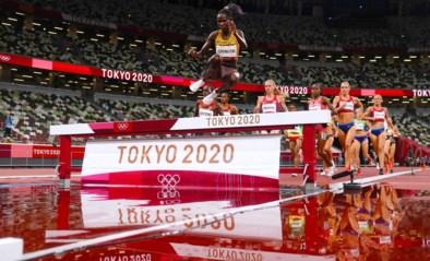 Oegandese Chemutai wint olympische 3.000 m steeple, Keniaan Korir verovert goud op 800m