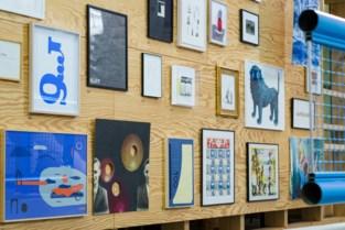 Al meer dan 250 kunstwerken verkocht tijdens tentoonstelling in voormalige Gentse kerk