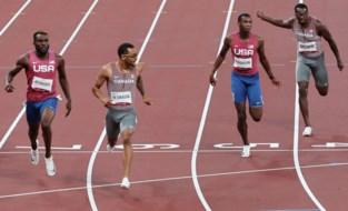 Canadees Andre De Grasse klopt de Amerikanen en sprint naar goud op 200m