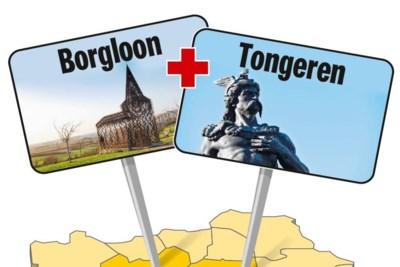 De fusietrein is in Vlaanderen weer vertrokken: Tongeren en Borgloon bijten spits af