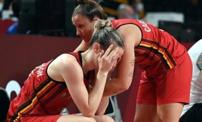 """Belgian Cats collectief in tranen na olympisch drama: """"Als de halve finale op deze manier wordt weggenomen, dan doet dat pijn"""""""