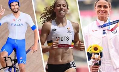 De hoogtepunten van dag 12: twee wereldrecords, een podium met tieners én een Belgische verrassing