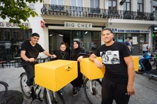 Fastfoodzaak Big Chef opent in Mechelse Bruul