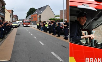 """Lennert (26) overlijdt dag nadat hij in dienst trad bij brandweer: """"Laatste wens nog kunnen vervullen"""""""