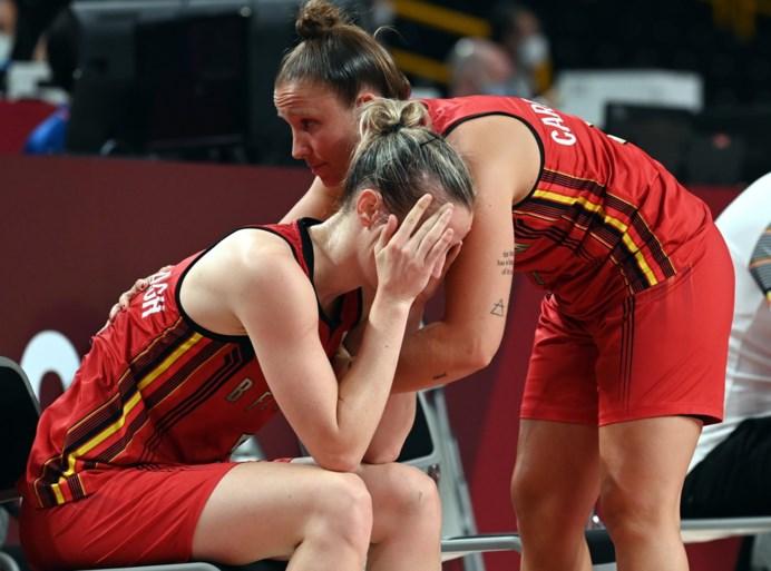 Belgian Cats missen ultieme poging en verliezen superspannende olympische kwartfinale tegen Japan
