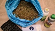 Politie Sint-Truiden arresteert bestuurder met 7,5 kilo cannabis in auto