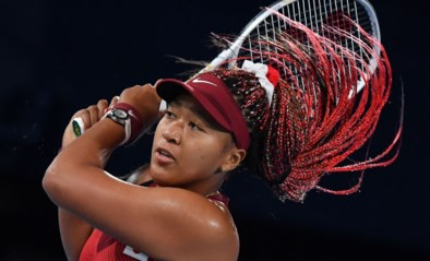 Naomi Osaka zakt na olympische desillusie niet af naar toernooi in Montreal