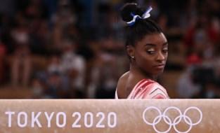 """Na de 'twisties' beleefde Simone Biles vlak voor bronzen medaille nog een drama in Tokio: """"Ook dit had ik niet zien aankomen"""""""