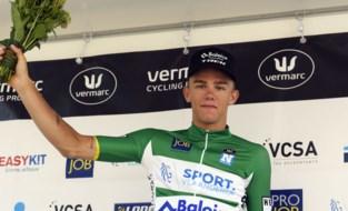 Thibau Nys sprint nu ook in de Ronde van Namen naar de zege
