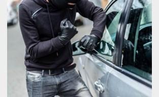 Handtas gestolen uit wagen