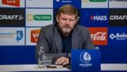 """Hein Vanhaezebrouck waarschuwt voor het Letse gevaar: """"Stevig team dat groeit in het toernooi"""""""