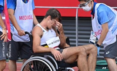 Drama voor Thomas Van der Plaetsen: tienkamper scheurt hamstring tijdens Spelen en is maanden out