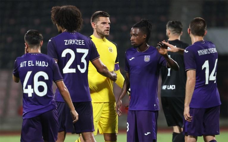 Lior Refaelov dirigeert Anderlecht met goal en twee assists naar overwinning tegen Laçi