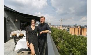 Nieuw mediterraans restaurant Laila op rooftop: schitterend uitzicht op 't Stad