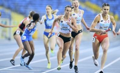 Belgian Cheetahs kwalificeren zich in Belgisch record voor finale 4x400m