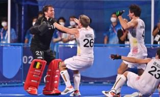 De Red Lions doen het! Na zilver in Rio nu goud op de Olympische Spelen in Tokio na bloedstollende shoot-out