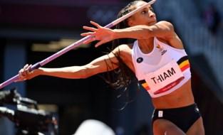 Nafi Thiam op weg naar tweede olympische titel in zevenkamp, revelatie Noor Vidts mag dromen van brons