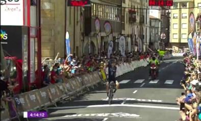 Vallen, maar toch winnen: Romain Bardet boekt eerste zege in meer dan drie jaar in Ronde van Burgos
