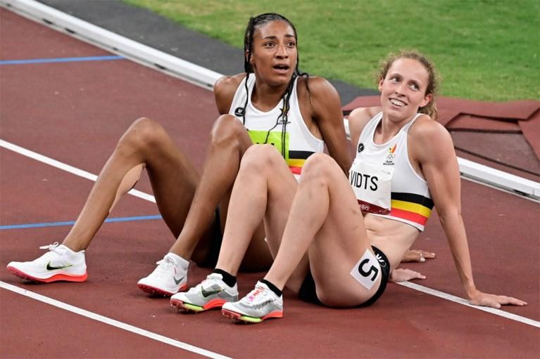 """Noor Vidts na vierde plaats op de Spelen: """"Het is echt zot wat ik hier gedaan heb"""""""