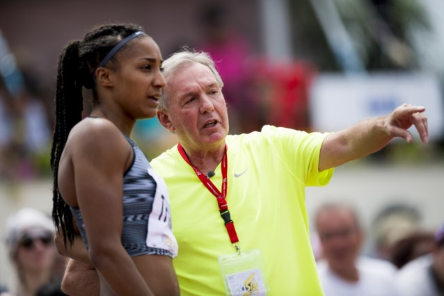 Opluchting voor Nafi Thiam: hertest van coach Roger Lespagnard is negatief