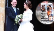 Model excuseert zich voor blote borsten in bijzijn van echtgenoot Britse prinses Eugenie
