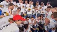 Prachtige beelden: Red Lions schreeuwen Nafi Thiam naar goud na eigen olympische titel