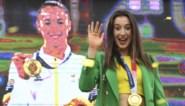 Nina Derwael met crop top op tv en jawel, ook de blote buik beleeft weer gouden tijden