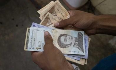 Venezuela kampt met hyperinflatie en schrapt zes nulletjes van munteenheid bolivar